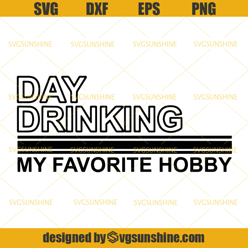 Download Suntan Lines And Day Drinkin' Cut File DXF