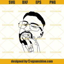 Bad Bunny Playboy Svg Dxf Eps Png Cutting File For Cricut Svgsunshine